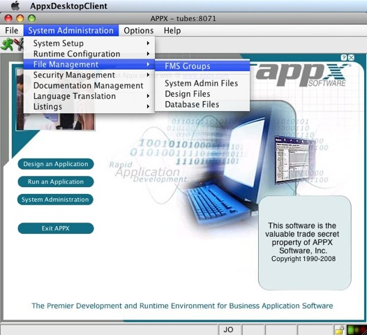 how to create appx package